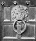 Gordon Spruce - Sizergh castle door detail